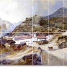 Moran Landscapes Shower Wall Tile Mural Ideas Interior Renovate