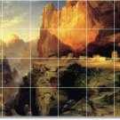 Moran Landscapes Room Tile Murals Dining Decor Interior Remodel