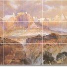 Moran Landscapes Backsplash Kitchen Tiles Mural Renovate Design