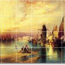 Moran Waterfront Room Floor Living Mural Ideas House Decorating