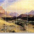 Moran Landscapes Shower Bathroom Tile Ideas Remodeling Interior