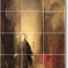 Moreau Mythology Bathroom Tiles Mural Remodel Residential Ideas