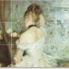 Morisot Women Tile Murals Backsplash Decorate Home Renovations
