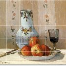 Pissarro Fruit Vegetables Room Murals Modern Design Interior