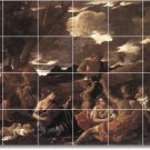Poussin Mythology Room Tiles Wall Mural Renovations Home Modern