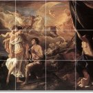 Poussin Mythology Mural Room Wall Dining Wall Interior Renovate