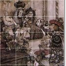 Rackham Illustration Murals Wall Wall Kitchen Floor Decor Modern