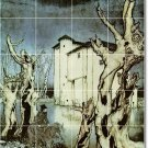 Rackham Illustration Wall Wall Dining Mural Room Home Modern Art