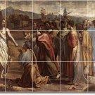 Raphael Religious Mural Bathroom Wall Tile Shower Floor Remodel