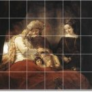Rembrandt Religious Wall Kitchen Backsplash Murals Modern Decor
