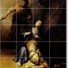 Rembrandt Mythology Living Room Wall Tiles Ideas House Renovate