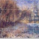 Renoir Landscapes Wall Room Mural Living Renovations Home Ideas