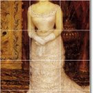 Renoir Women Shower Wall Mural Tiles Home Traditional Renovate