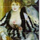 Renoir Women Mural Tiles Shower Wall Idea Renovations Interior