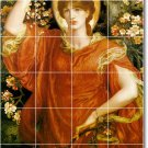 Rossetti Women Tile Bathroom Shower Mural Renovations Idea Home