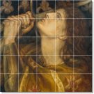 Rossetti Historical Living Wall Wall Murals Room Ideas Renovate