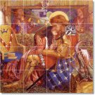 Rossetti Mythology Wall Room Mural Commercial Ideas Remodeling