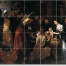 Rubens Religious Room Tile Murals Design Idea Renovations Home