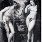 Rubens Illustration Tiles Wall Bedroom Mural Mural Floor Modern