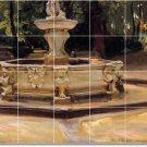 Sargent City Wall Tile Room Murals Contemporary House Renovate