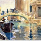 Sargent City Room Wall Dining Murals Contemporary Construction