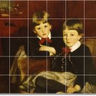 Sargent Children Tile Murals Shower Decorate Home Construction