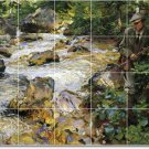 Sargent Country Floor Wall Kitchen Murals Renovate Commercial