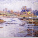 Steele Landscapes Floor Room Wall Dining Murals Home Art Modern