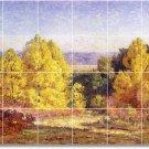 Steele Landscapes Tile Shower Bathroom Murals Remodel Traditional