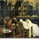 Tissot Country Kitchen Backsplash Wall Mural Tiles Construction