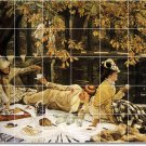 Tissot Country Wall Kitchen Backsplash Mural Wall Floor Remodel