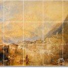 Turner Landscapes Living Room Mural Floor Remodeling Modern House