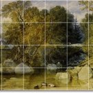 Turner Country Mural Wall Room Tiles Mural Home Idea Decorating