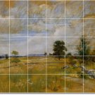 Twachtman Landscapes Room Floor Mural Remodeling Idea Commercial