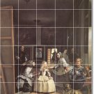Velazquez People Wall Murals Kitchen Floor House Remodel Decor