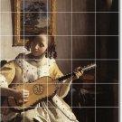 Vermeer Music Bathroom Floor Wall Murals Ideas Remodeling Home