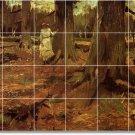 Van Gogh Landscapes Tiles Bedroom Mural Floor Decor Design Home