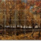Van Gogh Landscapes Wall Tile Shower Bathroom Murals Art Modern