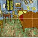 Van Gogh Country Wall Tiles Room Living Mural Home Art Remodel