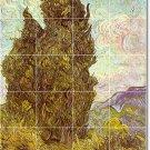 Van Gogh Landscapes Room Floor Mural Remodeling Idea Commercial