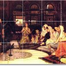Waterhouse Mythology Tiles Room Floor Modern Interior Renovation