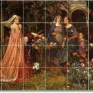 Waterhouse Garden Floor Kitchen Mural House Decorate Construction