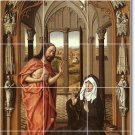 Weyden Religious Wall Living Mural Room Home Renovations Ideas