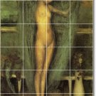 Whistler Nudes Murals Living Wall Wall Room Design Modern House