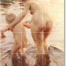 Zorn Nudes Murals Floor Wall Room Renovations Decor Ideas House