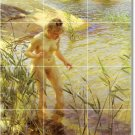 Zorn Nudes Murals Wall Room Floor Renovations Ideas House Decor