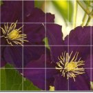 Flowers Picture Dining Murals Room Remodeling Home Contemporary