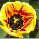 Flowers Photo Murals Wall Kitchen Wall Remodeling Contemporary