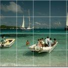 Ships Boats Image Floor Kitchen Murals Wall Commercial Renovate