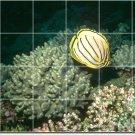 Underwater Photo Tile Bedroom Wall Renovations Ideas Residential